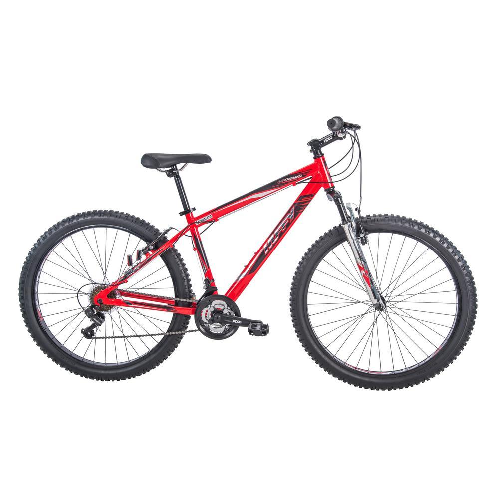 Huffy Fortress 27.5 in. Men's Aluminum Mountain Bike-26528