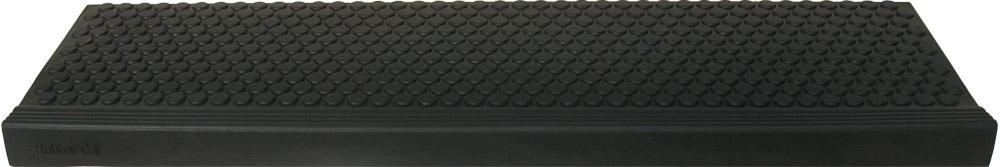 Rubber Cal Coin Grip Commercial 10 In X 36 In Rubber Step Mat 6   Outdoor Stair Treads Home Depot   Vinyl Stair Risers   Cedar Tone   Square Nose Stair   Carpet   Non Slip