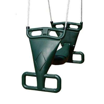 baby chair swinging model no ts bs 16 bar covers gorilla playsets the home depot tandem swing