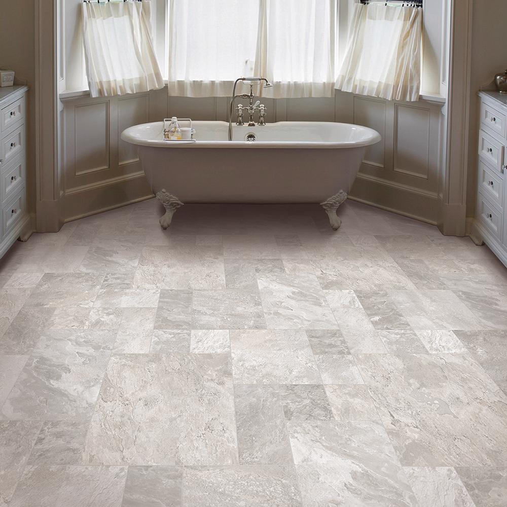 sheet vinyl flooring bathroom vinyl