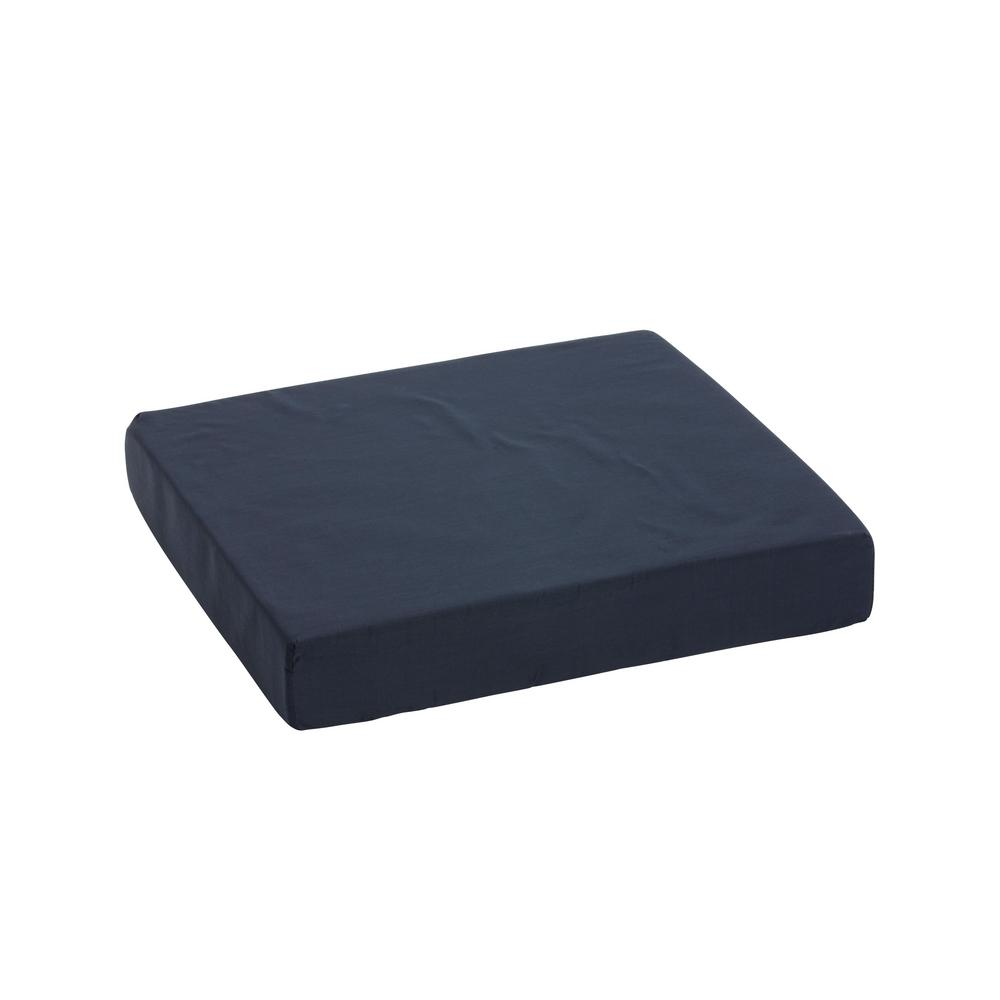 Wheel Chair Cushion Dmi Polyfoam Wheelchair Cushion In Navy