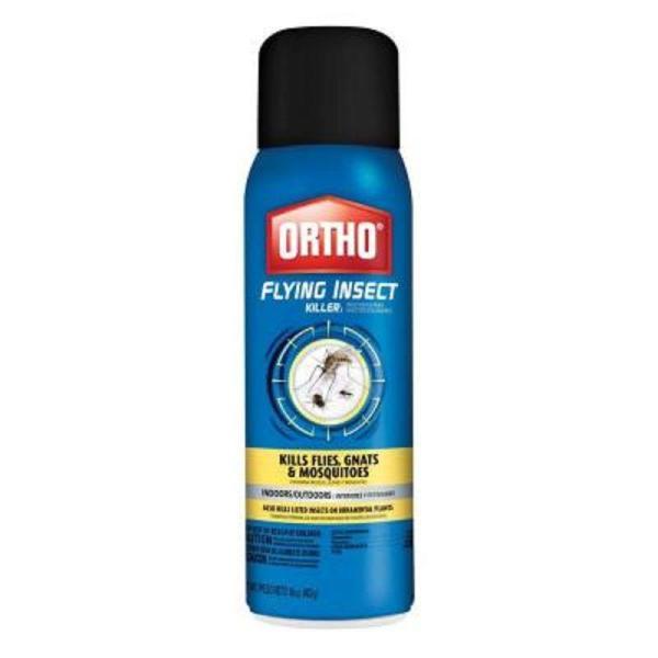 Ortho 16 Oz. Flying Insect Killer Aerosol-0112610 - Home Depot