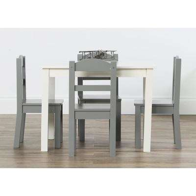 table and chairs with bench adirondack chair templates plan kids tables playroom the home depot springfield