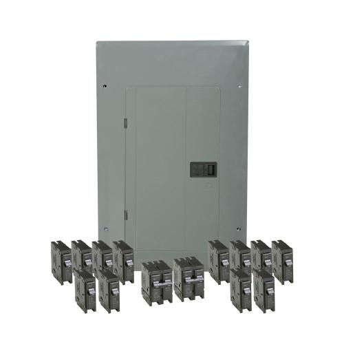 small resolution of eaton br 100 amp 20 space 20 circuit indoor main breaker loadcenter with cover value pack