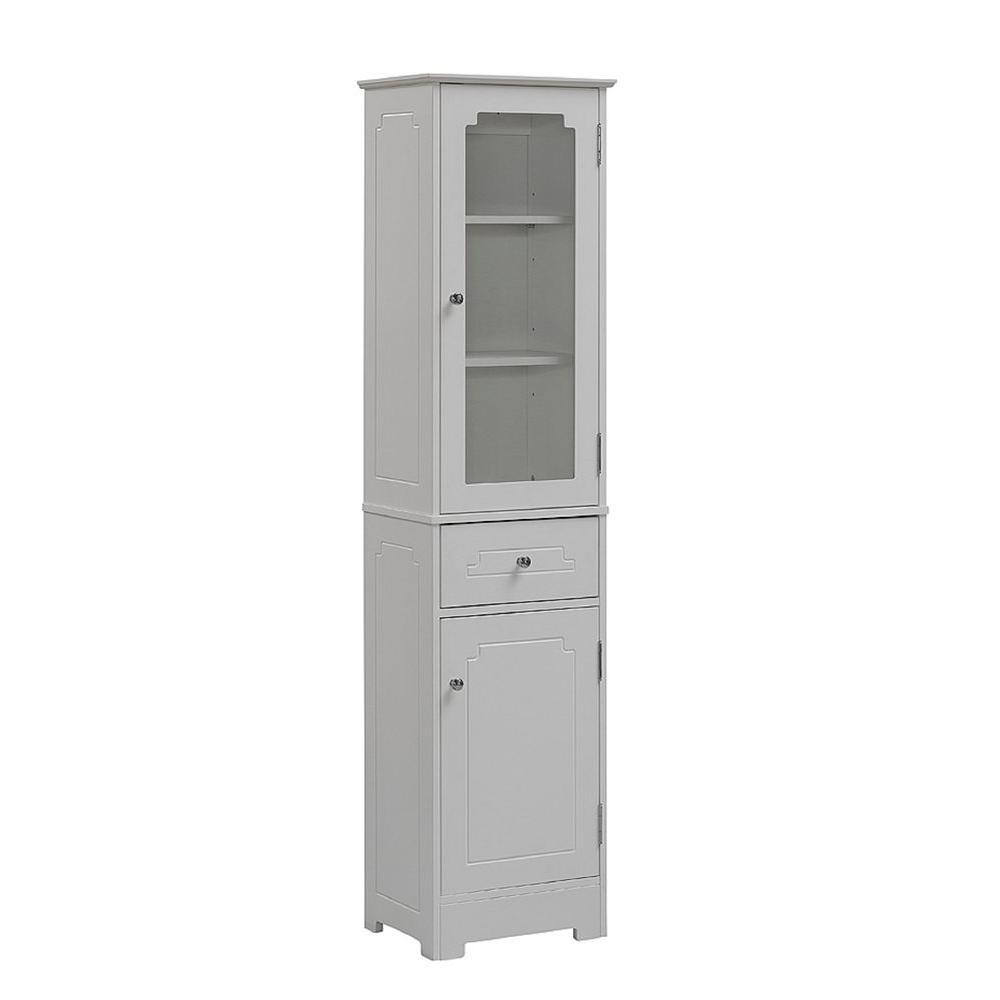 Best Free Standing Linen Closet