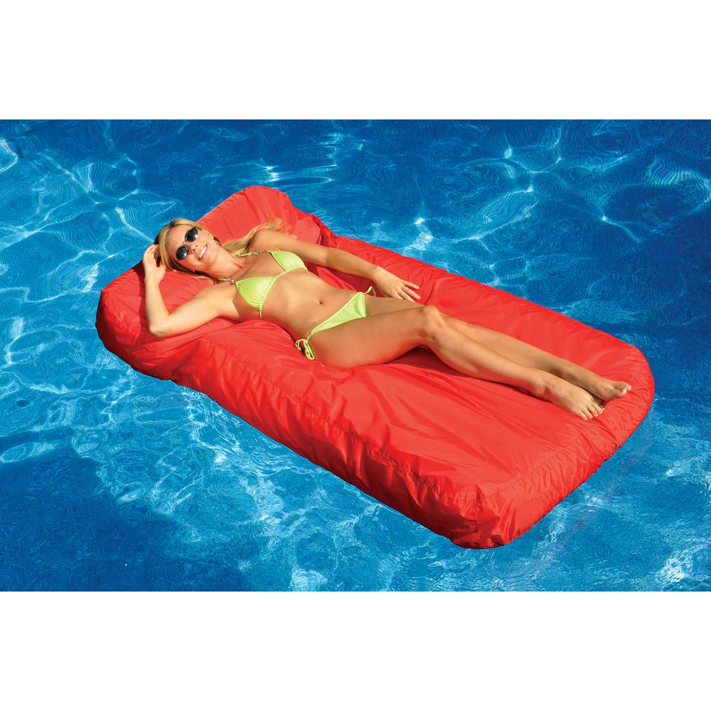 Swimline Sunsoft Inflatable Pool Lounger15030R  The
