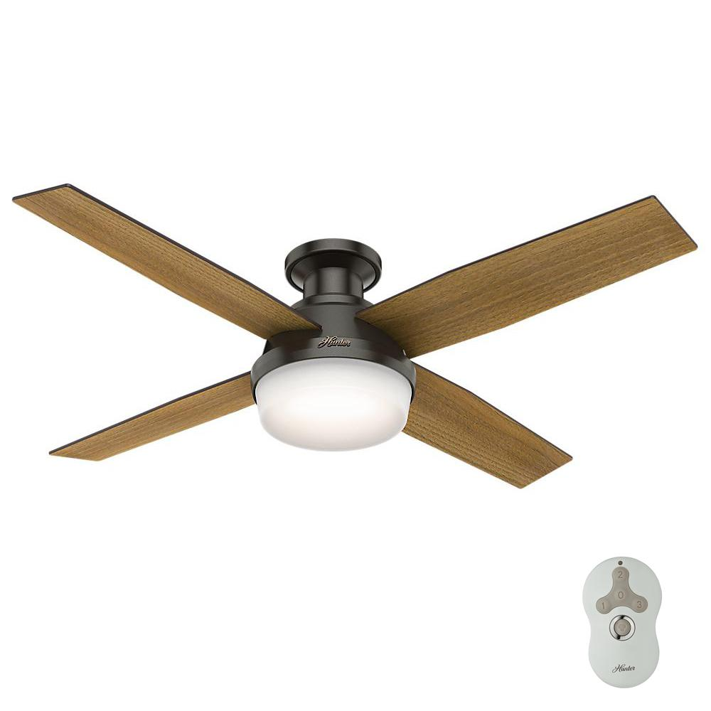 Hunter Low Profile Ceiling Fan Light Www Allaboutyouth Net