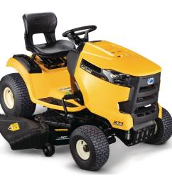 cub cadet xt1 enduro series lt 50 in fabricated deck 24 hp v twin [ 1000 x 1000 Pixel ]