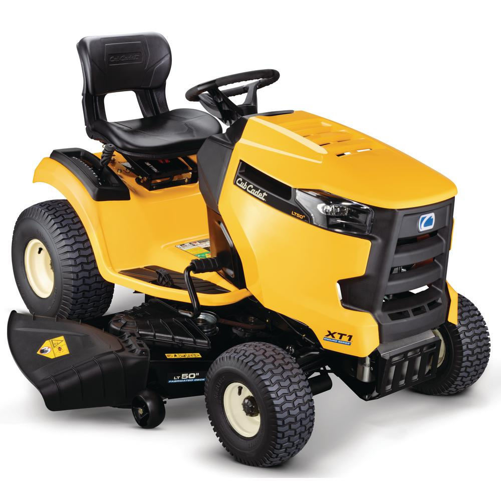 medium resolution of cub cadet xt1 enduro series lt 50 in fabricated deck 24 hp v twin