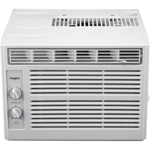 small resolution of whirlpool 5 000 btu 115 volt window air conditioner with dehumidifier and mechanical controls