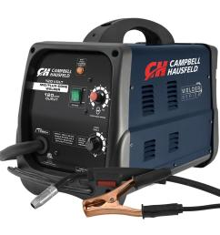 mig flux core welder 120 amp output wire feed with accessories [ 1000 x 1000 Pixel ]