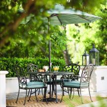 Home Decorators Collection Outdoor Madrid 5-piece Bronze