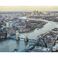 London Skyline Wall Mural-WR50531 - The Home Depot
