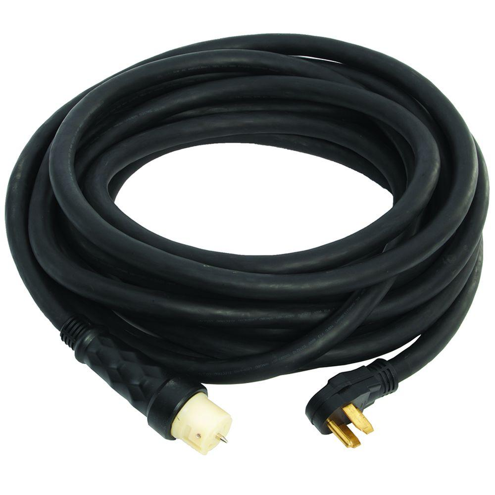 medium resolution of generac 25 ft 50 amp male to female generator cord