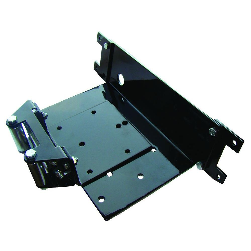 medium resolution of superwinch polaris atv mounting kit for 02 11 polaris vehicles