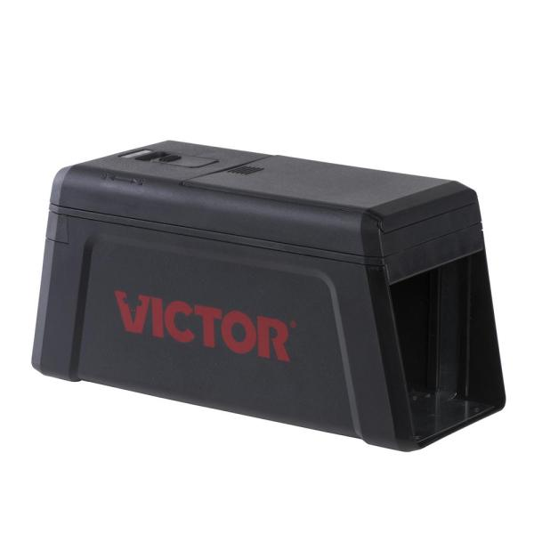 Victor Electronic Rat Trap-m241 - Home Depot