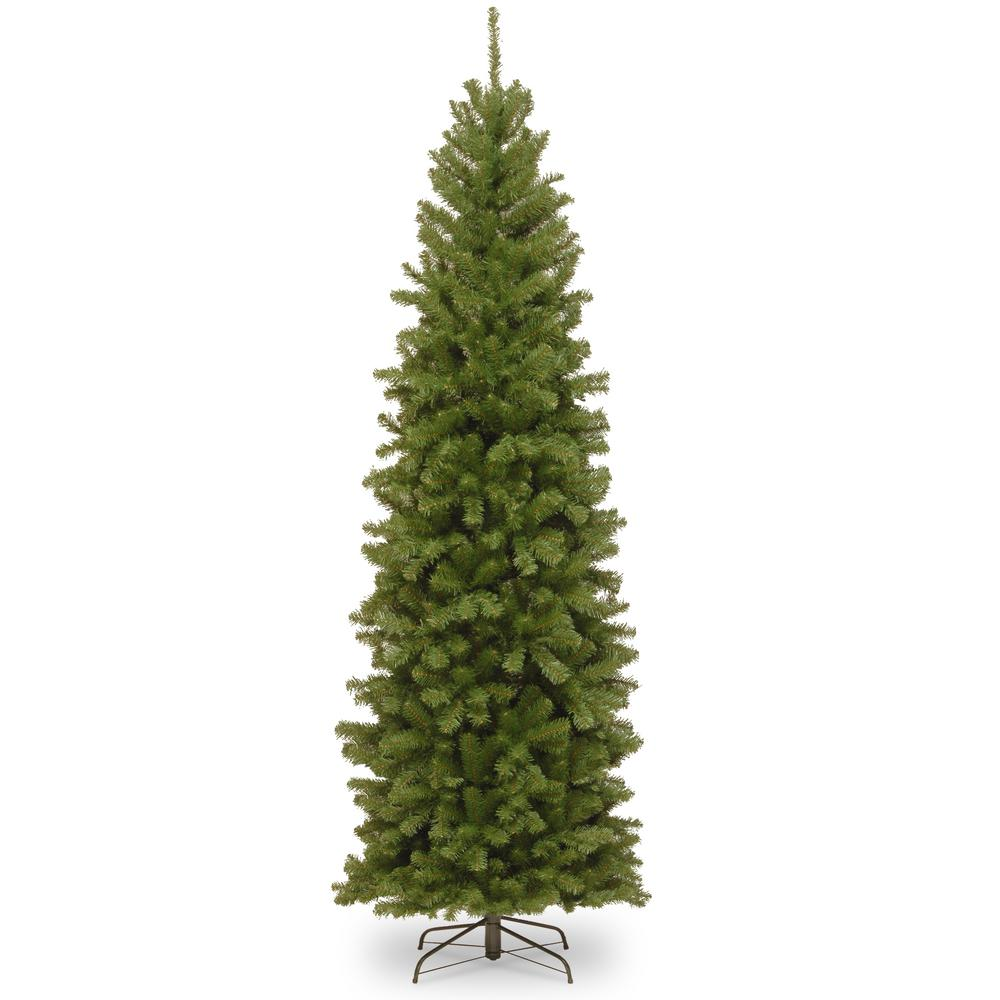 National Tree Company 9 Ft North Valley Spruce Pencil