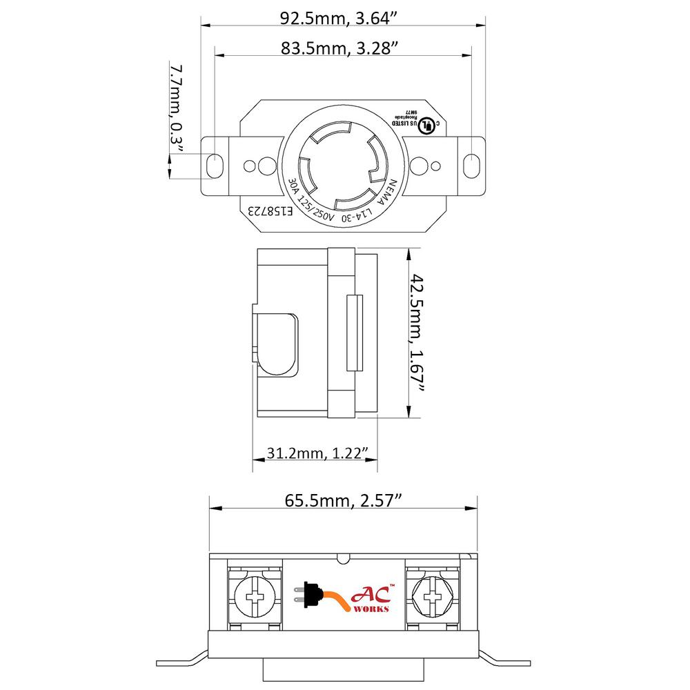 [DIAGRAM] 20a 125 250 Generator Wiring Diagram FULL