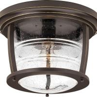 Progress Lighting Signal Bay Collection 1-Light Oil-Rubbed ...