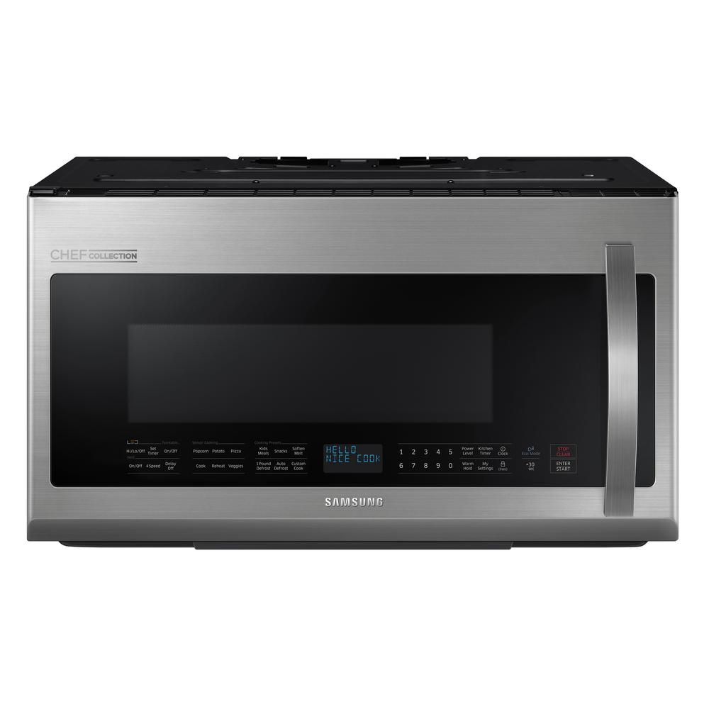 Microwave Steel Magic Ft Chef Commercial Stainless Cu Mccm910st