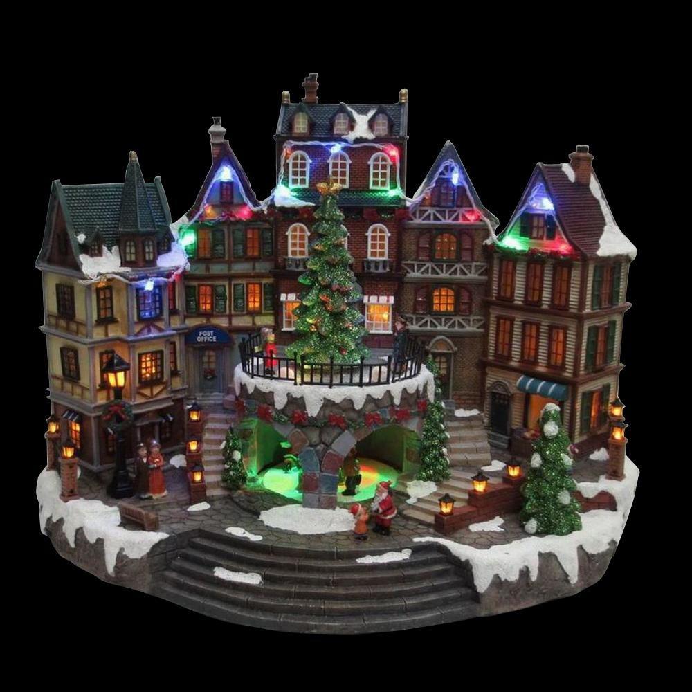 Resin Christmas Decorations