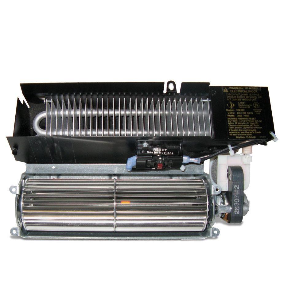 medium resolution of cadet register 2 000 watt 240 208 volt fan forced wall heater assembly
