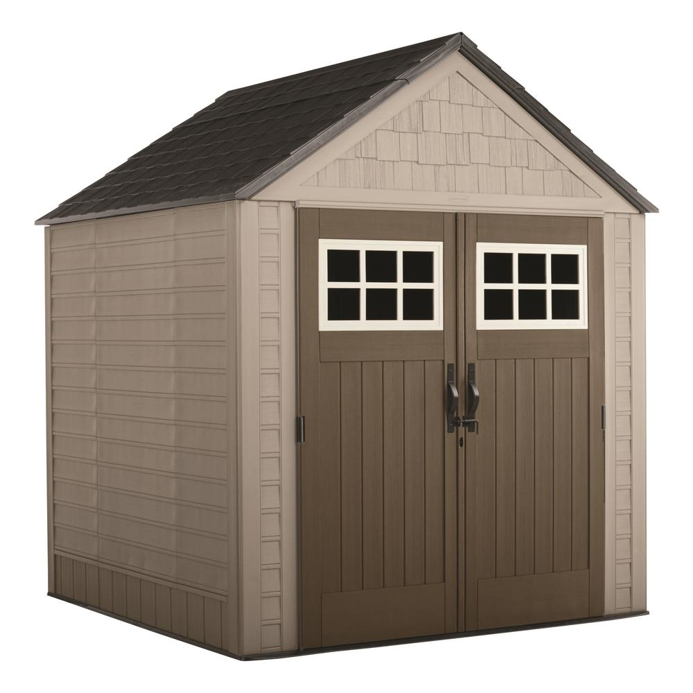 hight resolution of storage shed
