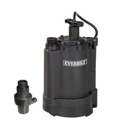 everbilt 1 3 hp automatic utility pump [ 1000 x 1000 Pixel ]