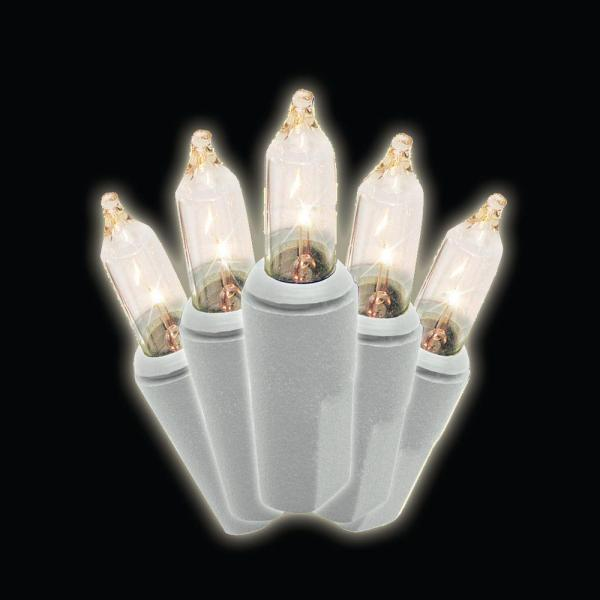 Brite Star 50-light Clear Light Set Of 2 -37-431-20 - Home Depot