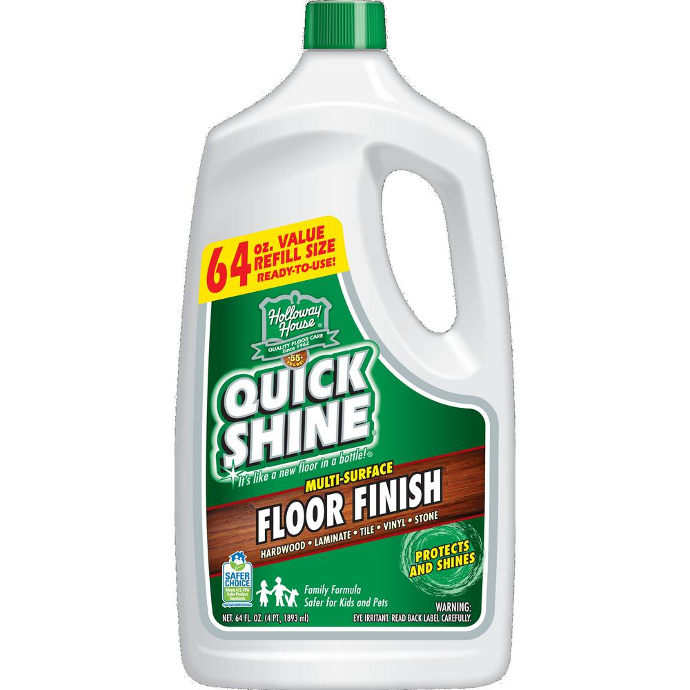 QUICK SHINE 64 oz Floor Finish51590  The Home Depot