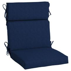 High Back Lawn Chair Cushions X Rocker Gaming Power Cord Home Decorators Collection 21 5 20 Sunbrella Spectrum Indigo Outdoor Dining Cushion