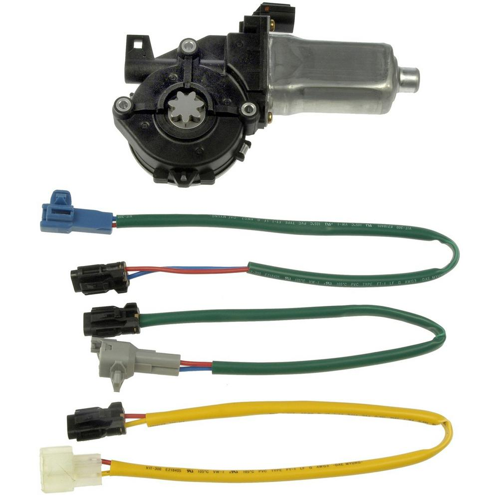 hight resolution of power window lift motor