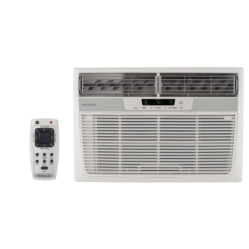 medium resolution of frigidaire 8 000 btu 115 volt compact slide out chassis air conditioner and heat with