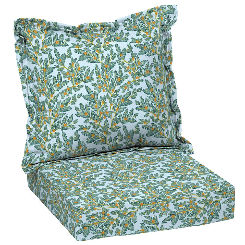 Deck Chair Cushions Outdoor Chair Cushions Outdoor Cushions The Home Depot