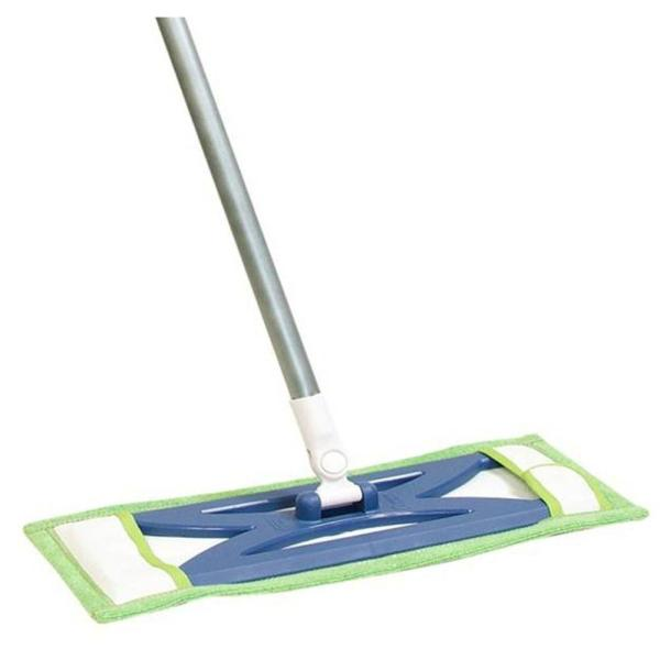 Quickie Homepro Microfiber Hardwood Floor Mop-76m1 - Home Depot