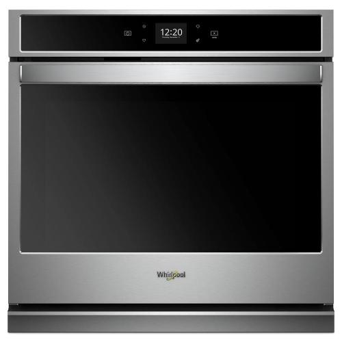 small resolution of 30 in single electric wall oven with touchscreen in stainless steel