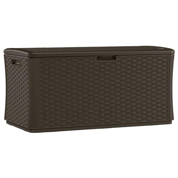 Home Depot Outdoor Storage Deck Box