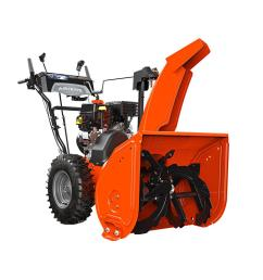 2 stage electric start gas snow blower with auto turn steering [ 1000 x 1000 Pixel ]