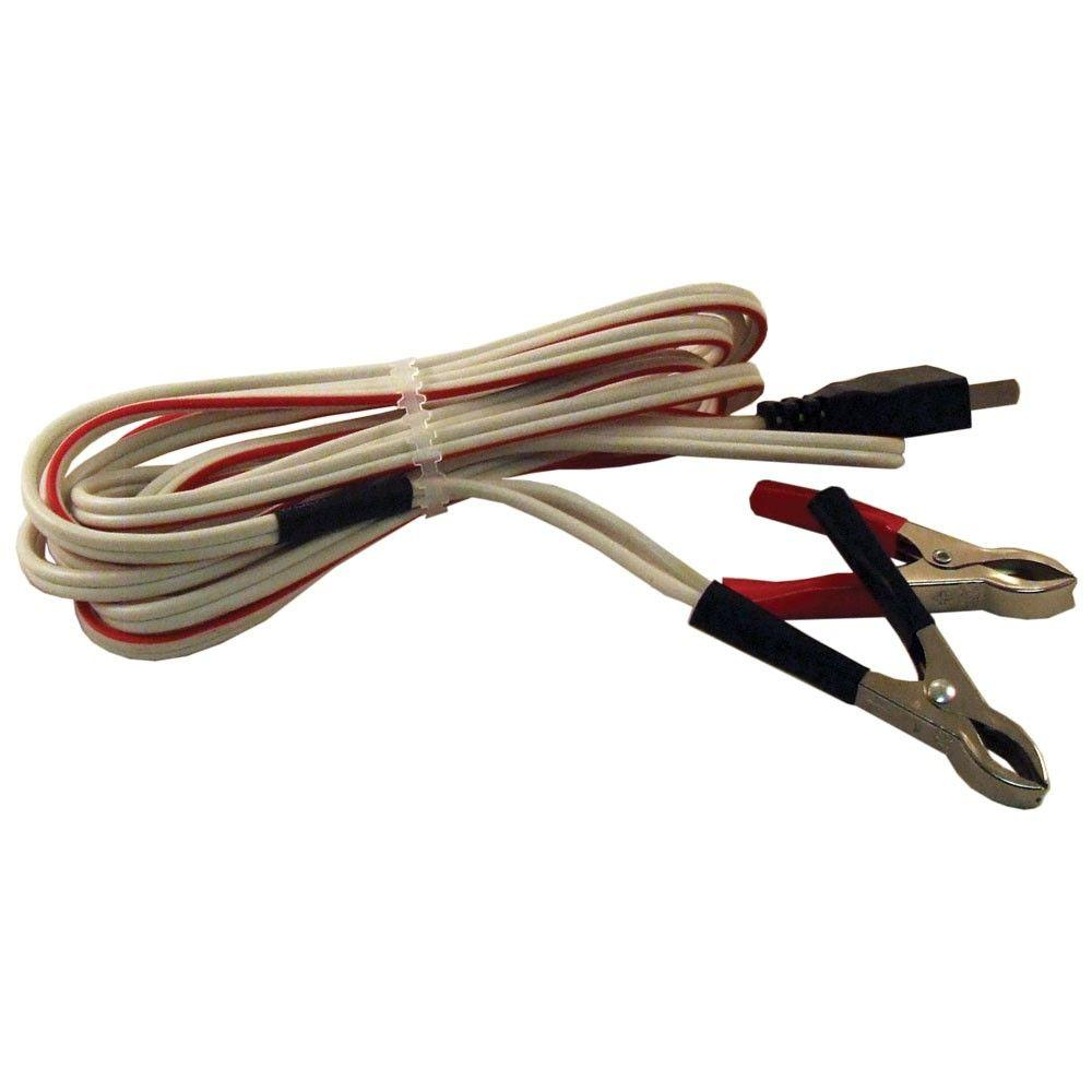 hight resolution of honda 10 ft dc battery charging cord for select generators