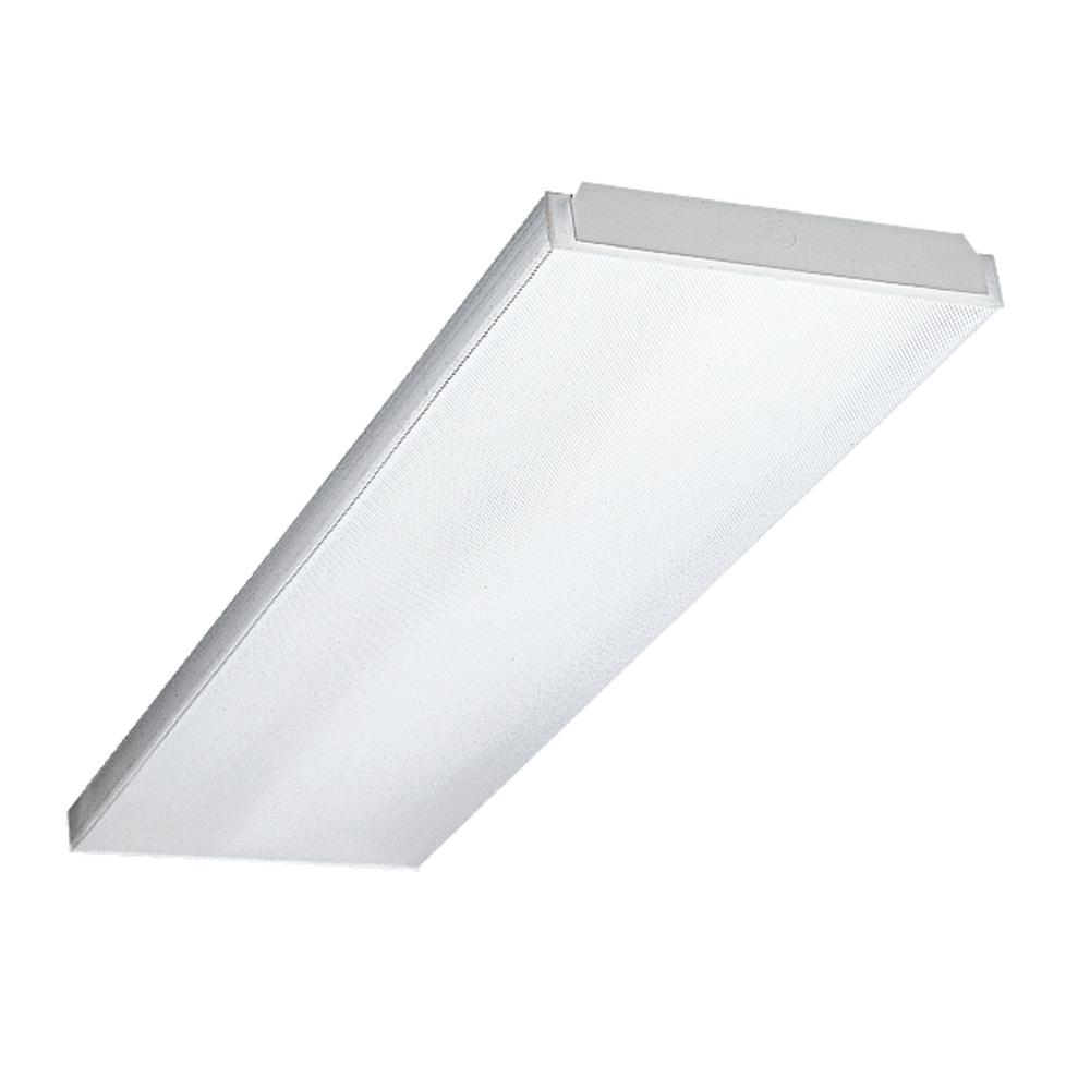 hight resolution of 4 light 4 ft white wraparound light