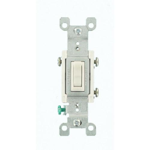 small resolution of leviton 15 amp 3 way co alr ac quiet toggle switch white r62 02653 leviton white toggle wall light switch co alr aluminum wiring 3way
