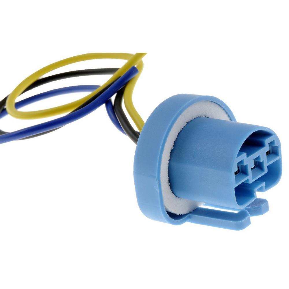 medium resolution of high temperature socket for 9004 9007 bulb