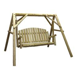 Chair Swing Vienna White Executive Philippines Porch Swings Patio Chairs The Home Depot 3 Person Wood Outdoor And Stand Set