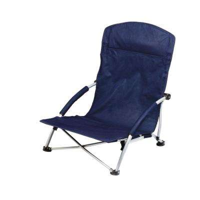 portable lawn chairs used dining room table and 24 30 patio the home depot navy tranquility beach chair