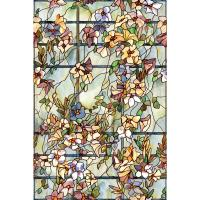 Artscape 24 in. x 36 in. Trellis Decorative Window Film