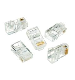ideal rj 45 8 position 8 contact category 5e modular plugs 50 [ 1000 x 1000 Pixel ]