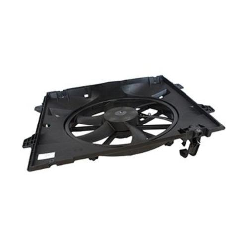 small resolution of motor and fan assy