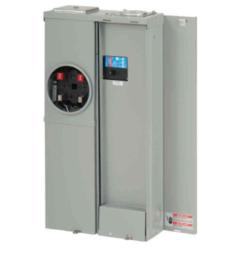 eaton ch 200 amp no distribution euserc main breaker meter breaker top bottom feed with surface [ 1000 x 1000 Pixel ]