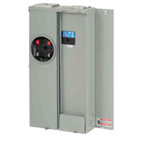 small resolution of eaton ch 200 amp no distribution euserc main breaker meter breaker top bottom feed with surface