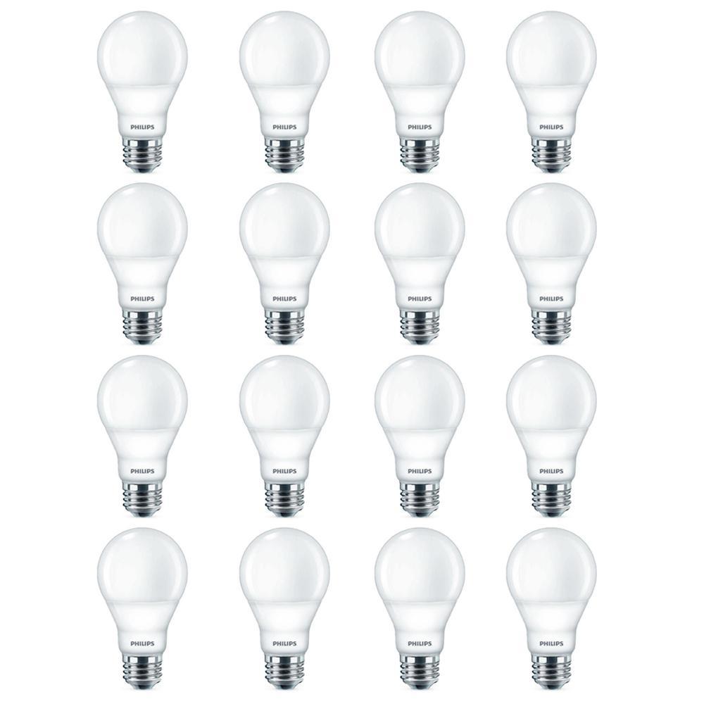 Philips 40-Watt Equivalent A19 Dimmable LED Light Bulb